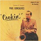 PAUL GONSALVES Cookin' album cover