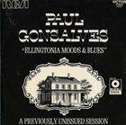 PAUL GONSALVES Ellingtonia Moods & Blues album cover