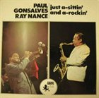 PAUL GONSALVES Just a Sittin a Rockin album cover
