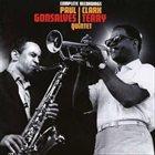 PAUL GONSALVES Paul Gonsalves - Clark Terry Quintet : Complete Recordings album cover