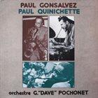 PAUL GONSALVES Paul Gonsalvez / Paul Quinichette / Orchestre G.