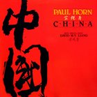 PAUL HORN China album cover