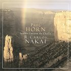 PAUL HORN Inside Canyon De Chelly album cover