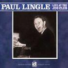 PAUL LINGLE Live At The Jug Club album cover