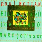 PAUL MOTIAN Bill Evans: A Tribute to the Great Post Bop Pianist album cover