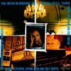 PAUL MOTIAN On Broadway, Volume 1 album cover