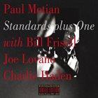PAUL MOTIAN Standards plus One album cover