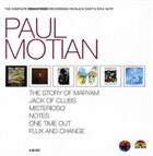 PAUL MOTIAN The Complete Remastered Recordings On Black Saint And Soul Note       Black album cover