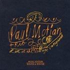 PAUL MOTIAN Trio 2000 + Two Live At The Village Vanguard Vol.1 album cover