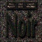 PAUL PLIMLEY Noir album cover