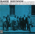 PAUL QUINCHETTE Basie Reunion album cover