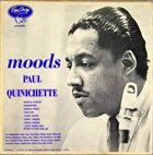 PAUL QUINCHETTE Moods album cover