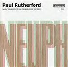 PAUL RUTHERFORD Neuph album cover