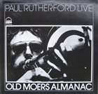 PAUL RUTHERFORD Paul Rutherford Live - Old Moers Almanac album cover