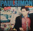 PAUL SIMON Hearts And Bones album cover