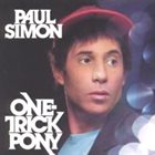 PAUL SIMON One-Trick Pony album cover