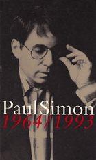 PAUL SIMON Paul Simon 1964/1993 album cover