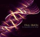 PAUL SIMON So Beautiful Or So What album cover