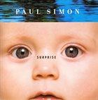 PAUL SIMON Surprise album cover