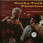 PAUL SMITH Honky-Tonk Favorites (as Ace O'Donnell) album cover