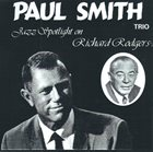 PAUL SMITH Jazz Spotlight on Richard Rodgers album cover
