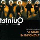 PAUL VAN KEMENADE A Night In Indonesia album cover