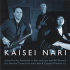 PAUL VAN KEMENADE Kaisei Nari album cover