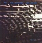 PAUL VAN KEMENADE Paul Van Kemenade - Ron Van Rossum : Duo album cover