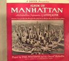 PAUL WHITEMAN Album Of Manhattan - Metropolitan Impressions By Louis Alter album cover