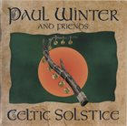 PAUL WINTER Celtic Solstice album cover