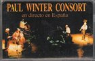 PAUL WINTER En Directo En España (Spanish Angel) album cover