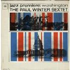 PAUL WINTER Jazz Premiere: Washington album cover