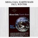 PAUL WINTER Missa Gaia album cover