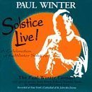 PAUL WINTER Solstice Live! album cover