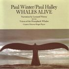 PAUL WINTER Whales Alive album cover