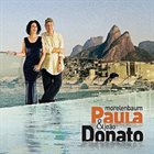PAULA MORELENBAUM Agua (with Joao Donato) album cover