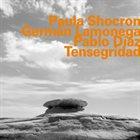 PAULA SHOCRÓN Tensegridad album cover