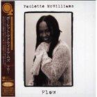 PAULETTE MCWILLIAMS Flow album cover
