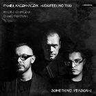 PAWEL KACZMARCZYK Paweł Kaczmarczyk Audiofeeling Trio : Something Personal album cover