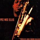 PEE WEE ELLIS Twelve And More Blues album cover
