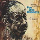 PEE WEE RUSSELL A Legend album cover