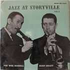 PEE WEE RUSSELL Jazz At Storyville Vol. 2 album cover