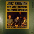 PEE WEE RUSSELL Jazz Reunion (with Coleman Hawkins) album cover