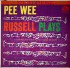 PEE WEE RUSSELL Pee Wee Russell Plays album cover