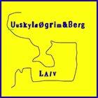 PEETER UUSKYLA Uuskyla / Øgrim / Berg : LAIV album cover