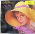 PEGGY KING Lazy Afternoon album cover