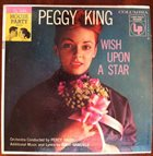 PEGGY KING Wish Upon A Star album cover