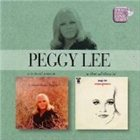 PEGGY LEE (VOCALS) A Natural Woman / Is That All There Is? album cover