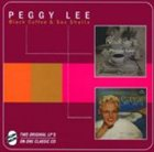 PEGGY LEE (VOCALS) Black Coffee / Sea Shells album cover