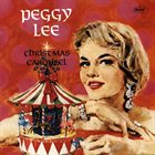 PEGGY LEE (VOCALS) Christmas Carousel album cover